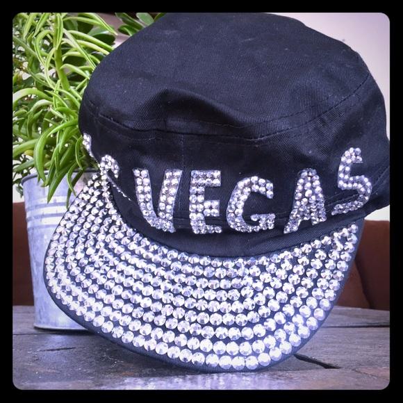 1c49c463cbf4a0 Las Vegas Accessories | Shiny Hat Cap New | Poshmark